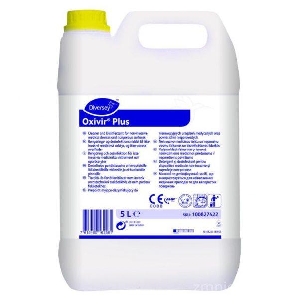 Diversey Oxivir Plus 5L dezinfectant suprafete