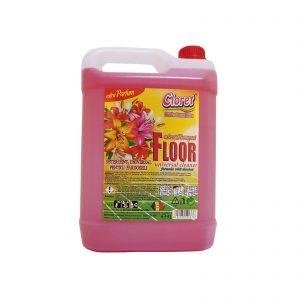 Detergent pardoseli Cloret, 5l, Oriental Bouquet