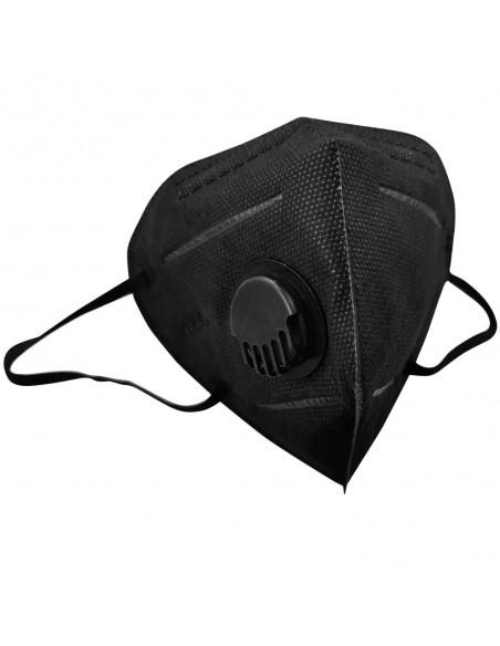 Masca KN95 cu valva pentru protectie respiratorie