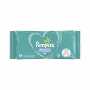 Servetele umede Pampers Fresh Clean