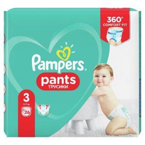 Scutece Pampers Pants Nr 3
