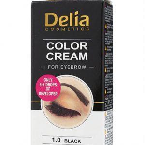 Delia vopsea sprancene Black
