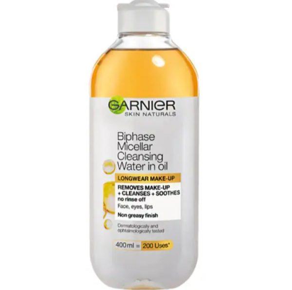 Garnier apa micelara bifazica